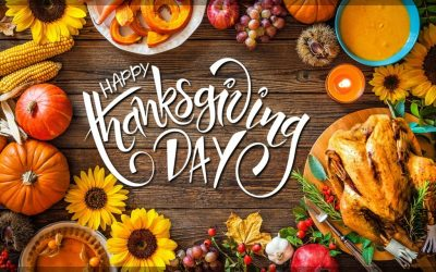 Happy Thanksgiving!…  Are Your Beneficiary Forms Up to Date?